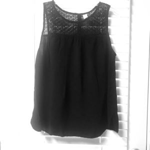 Old Navy Netted Tank